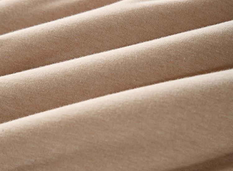彩棉被细节