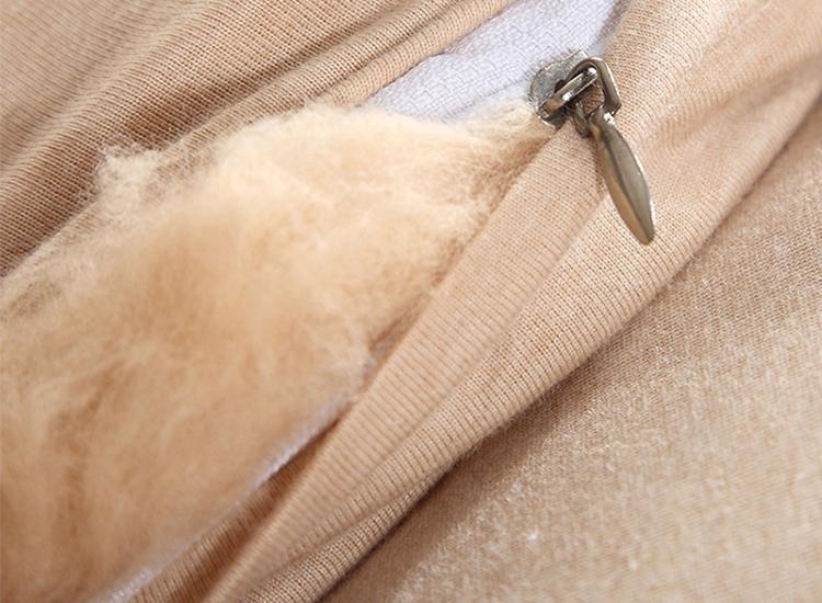 天然彩棉的棉花